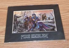 Shadow Dragon Fire Emblem Limited Edition Laser Cel Certificate of Authenticity