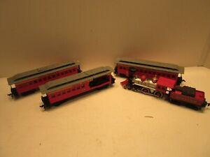 Bachmann HO Scale 4-4-0 Jupiter Steam Locomotive & Tender Old West Trap Door Car