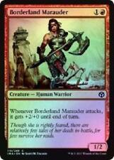 MTG Borderland Marauder Iconic Masters FOIL Common Red NM/M Magic the Gathering