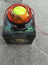 NSD Power Ball Exercise Tool 250hz Powerball Orange