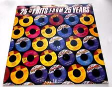 25 #1 Hits From 25 Years 1979 Motown 5308 Stevie Jackson 5 Smokey Gaye 2 LPs VG+