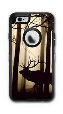 Skin Decal Wrap for OtterBox Defender Case Iphone 6/6S Deer Buck Horn Horns