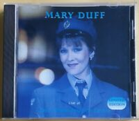Mary Duff - Live At East Kirkby Aviation Centre - CD - Rare!!