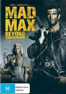 Mad Max - Fury Road (Black Chrome Edition) DVD NEW, FREE POSTAGE IN AUST REG 4