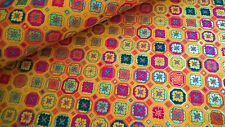 Indian Handmade Paper ~ Octagons ~ Large Sheet 76 x 53cm ~ Cards, Wrapping, Art