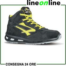 Scarpe antinfortunistiche UPower Shot S3 SRC alte RedLion impermeabili