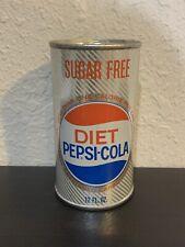 Diet Pepsi Pull Tab Soda Can