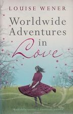 Worldwide Adventures in Love BRAND NEW BOOK by Louise Wener (Paperback, 2009)
