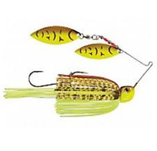 """Strike King Tour Grade Painted Spinnerbait 1/2 WW """"Chartreuse Belly Craw"""""""