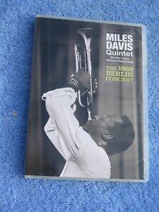 Miles Davis Quintet: 1969 Berlin Concert (DVD, Jazz-Rock)