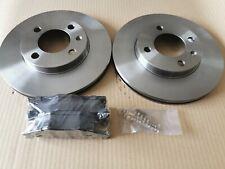 MK1 Caddy GTI Brake Discs & Pads upgrade