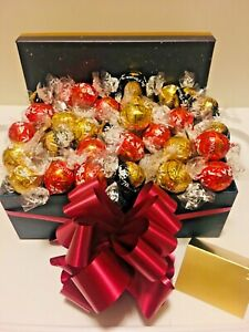 Lindt Chocolate Sweet Gift Box Hamper Bouquet Cadbury Birthday Present Candy