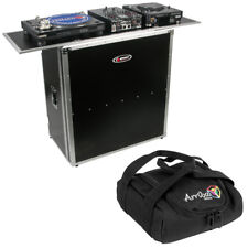 Odyssey Cases FZF5437T Flight Zone 54X37 Foldout Collapsible DJ Table Arriba Bag