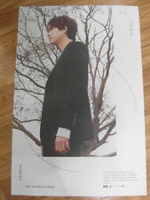 KYUHYUN - WAITING FOR YOU [3RD MINI ALBUM] CD + UNFOLD POSTER K-POP SUPER JUNIOR