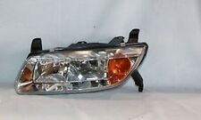 Left Side Replacement Headlight Assembly For 2000-2002 Saturn L Series
