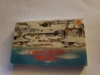 Christmas Around The Country Cassette Tape Shell Oil Giveway