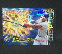 FRED McGRIFF 1995 Topps Stadium Club MEMBERS ONLY PZ9 PowerZone MINT