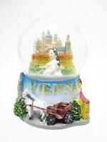 Wien Schneekugel Stephansdom Karlskirche Sissy Snowglobe Souvenir Austria
