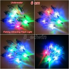 Deep Lure Flashlight, LED Underwater Fishing Attracting fishing Light Fish Lamp