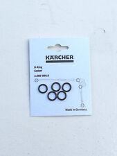 Pack of 5 Genuine Karcher Pressure Washer Lance Hose O-Ring Set  2.880-990.0