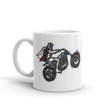 Daredevil Biker Mug - Awesome Gift Motorcycle Motorbike Dad Brother Son #4117