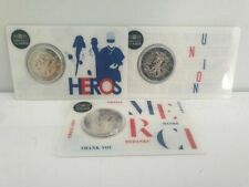 Frankrijk 2020 - 3x 2 euro coincard - Medisch onderzoek/Recherche Médical