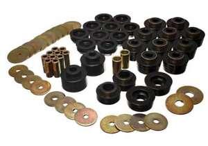 Energy Suspension Body Mount Bushing Kit G Body Monte Carlo Cutlass Regal