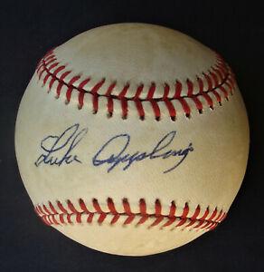LUKE APPLING signed  Baseball MLB Autographed  COA