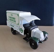 Corgi 1929 Thornycroft GALERIES LAFAYETTE TRUCK with TOPPER