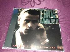 Eros Ramazzotti / Amarti E L Immenso Per Me - Maxi CD