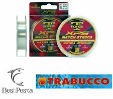 Filo da pesca - TRABUCCO MATCH STRONG 100mt - 0,22