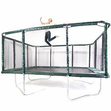 GeeTramp® 14x16ft Rectangle Trampoline with FREE ladder