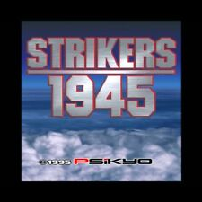 Strikers 1945 Substrate PC Board Psikyo 1995 JAMMA Power Up Shooting F/S Japan