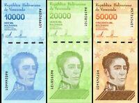 C322 P.246 BRAZIL BANKNOTE 50 Reais UNC 1994 2007