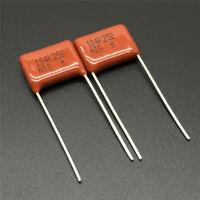 10/100PCS CBB NISSEI MMH 104K 250V 0.1uF 100nF P10 Metallized Film Capacitor