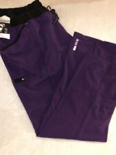 Nwts ScrubStar Medical Purple Scrub Pants Size 3Xl