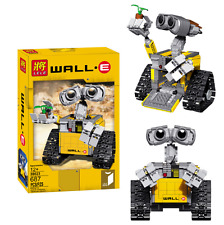 Wall-E Robot Building Block Toy DIY model mini figures 687 PCS No Box