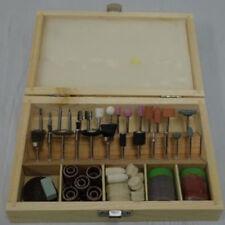 "100pc Rotary Tool Bit Bits Drill Set Accessory 1/8"" For Jeweler Gunsmith"