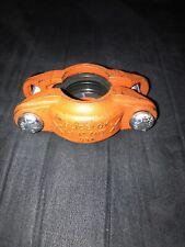 "Anvil Orange FP74 1-1/4"" Slidelok Coupling"