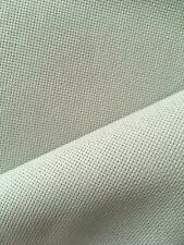 Olive green 18 Count Zweigart Aida cross stitch fabric - various size options
