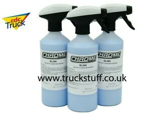 Chrome(NW) BLINK One Step Cleaner and Dresser for TRUCKS  3 for £16 FREE Postage