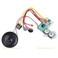 Musik Sound Modul Decoder Aufnahme Soundmodul + Lautsprecher+Steuertaste 10S