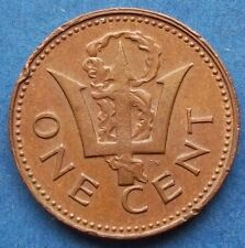 BARBADOS - 1 cent 1973 KM#10 Commonwealth independent (1966) - Edelweiss Coins