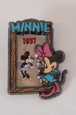 Disney Store Japan Pin Mirror Series Minnie 1937 Jds