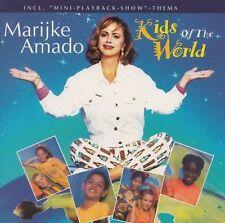 Marijke Amado Kids of the world (1996) [CD]