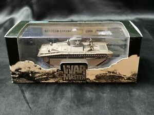 1:72 Dragon Models Limited Edt Water Buffalo tank model NIB MINT War Master lvt1