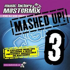 Music Factory Mashed Up Volume 3 Mixed two Tracker DJ CD Ft Wham! Vs D Groovy