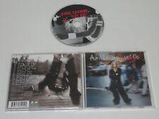 AVRIL LAVIGNE/LET GO (ARISTA 74321962052 1) CD ÁLBUM