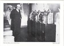 "*Postcard-""Detective Inspects Slot Machines""-after Raid-@ Club-Newport Ky (A84-1"