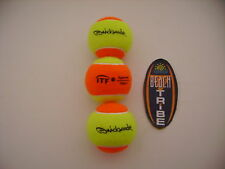 20 Balls Balls Beach Tennis Quicksand Itf Appr Stage 2